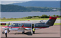 NM9035 : G-GMAD at Oban Airport (2) by The Carlisle Kid