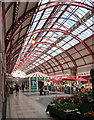 NZ2464 : Vegetable Market, Clayton Street, Newcastle by Stephen Richards