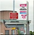 J3773 : Bus stop, Ballyhackamore, Belfast (August 2015) by Albert Bridge