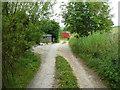 SE0322 : Sowerby bridge FP141, Link B, at Long Royd by Humphrey Bolton
