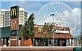 J3272 : McDonald's, Glenmachan Street, Belfast (August 2015) : Week 33