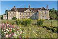TQ2549 : Reigate Priory and Parterre Garden, Priory Park  by Ian Capper