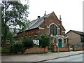 TL1645 : Upper Caldecote Methodist Church by JThomas