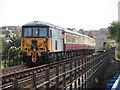 ST1166 : Railtour at Barry by Gareth James