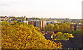 TQ3371 : Panorama SW from Raleigh Court, Norwood to Gipsy Hill, 1984 by Ben Brooksbank
