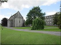 S0990 : Cistercian College Roscrea, chapel by Jonathan Thacker