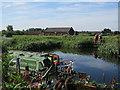 TL6278 : New Mill Pumping Station by Hugh Venables