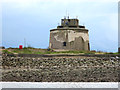 TQ6401 : Martello Tower number 66, Sovereign Harbour by Oast House Archive