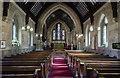 SK8770 : Interior, All Saints' church, Harby by Julian P Guffogg