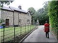 SJ9684 : North Lodge - Lyme Park by Anthony Parkes