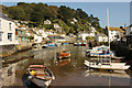 SX2050 : Polperro Harbour by Richard Croft