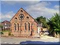 SJ4468 : Guilden Sutton Methodist Church by David Dixon
