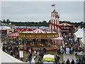 SU8807 : Carousel & Helter Skelter, Goodwood Revival : Week 37