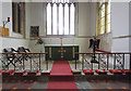 TL2744 : St Mary, Guilden Morden - Sanctuary by John Salmon