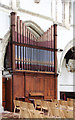 TL2744 : St Mary, Guilden Morden - Organ by John Salmon