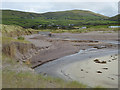 Q3700 : Stream on Ventry Strand by Oliver Dixon