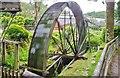 SX0055 : Wheel Martyn: Working Waterwheel by Eugene Birchall