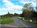 TL0100 : Rural road junction near Flaunden by Malc McDonald