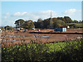 SX9289 : Matford Green Business Park in the early stages of development, Matford, Exeter by Robin Stott
