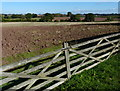 SP1695 : Farmland north of Grove Lane by Mat Fascione