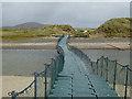 V7625 : The pontoon at Barley Cove : Week 38