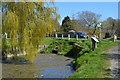 SU8501 : Crosbie Bridge by N Chadwick