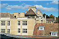 TL4558 : Emmanuel College North Court by Tiger