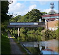 SP1492 : Taylors Bridge crossing the Birmingham & Fazeley Canal by Mat Fascione