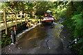 SX1391 : Tresparrett Ford by John Walton