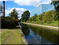SP0890 : Tame Valley Canal in Birmingham by Mat Fascione