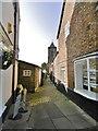 SJ5562 : Tarporley, Church Lane by Mike Faherty