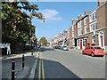 SJ5562 : Tarporley High Street by Mike Faherty