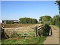 SP6137 : Oatleys Farm by Jonathan Thacker