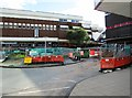 SO8376 : Redevelopment of the Bull Ring area (1), Kidderminster by P L Chadwick