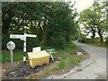 SJ6982 : Golborne Lane, High Legh by Gary Rogers
