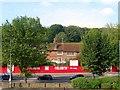 TQ3206 : Preston Barracks, Lewes Road, Brighton by Simon Carey