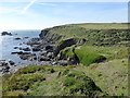 SW6911 : South West Coast Path to Lizard Point by David Smith