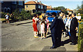 NS4966 : Wedding scramble, Marjory Road by David Douglas