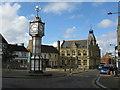 TF6103 : Clock Tower, Downham Market : Week 41