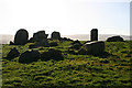 NJ5527 : Ardlair Recumbent Stone Circle (7) by Anne Burgess