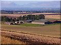 NO3445 : Ingliston farmstead by Stanley Howe