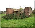 TG2502 : RAF Stoke Holy Cross - transmitter site by Evelyn Simak