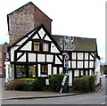 SJ7407 : North side of Grade II listed number 14 Market Place, Shifnal by Jaggery