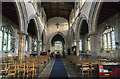 SK7472 : Interior, St John the Baptist church, East Markham by J.Hannan-Briggs