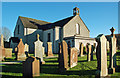 NX1957 : Glenluce Church : Week 47