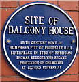 Photo of Blue plaque number 41807