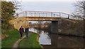 SJ6254 : Cornes Bridge No 96 by Andrew Tatlow