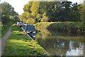 SU5766 : Kennet & Avon Canal by N Chadwick