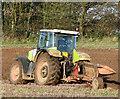 TG3105 : Ploughing : Week 48