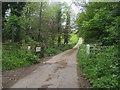 SP8128 : Church Lane by Shaun Ferguson